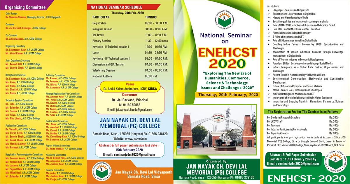 national-seminar-on-enehcst-2020