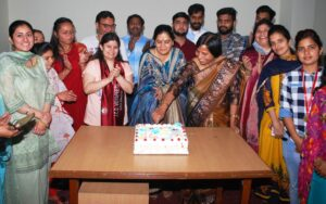 Valedictory Function of NSS Camp – 27/03/2021